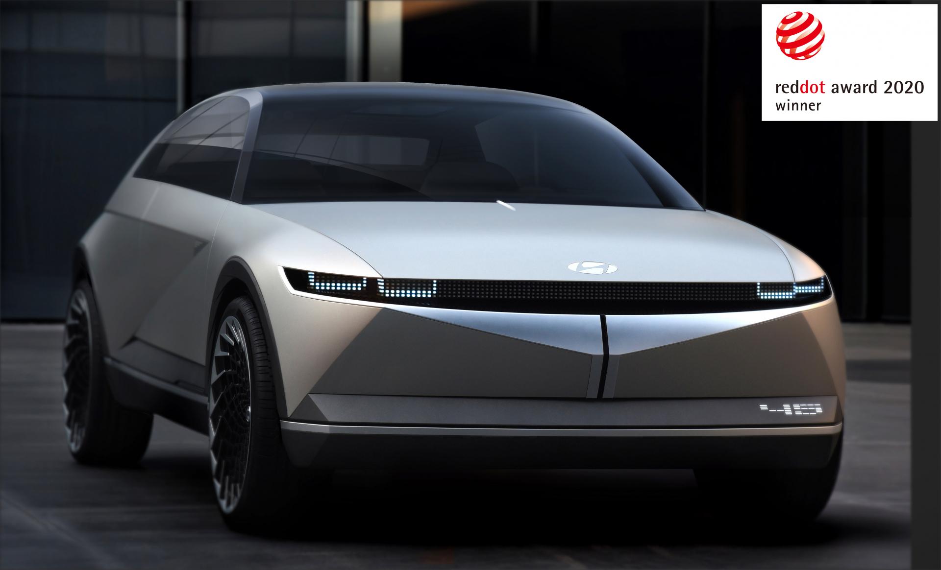 Компанія Hyundai Motor отримала три нагороди Red Dot Award 2020 за концептуальний дизайн | Авто Лідер Захід - фото 9