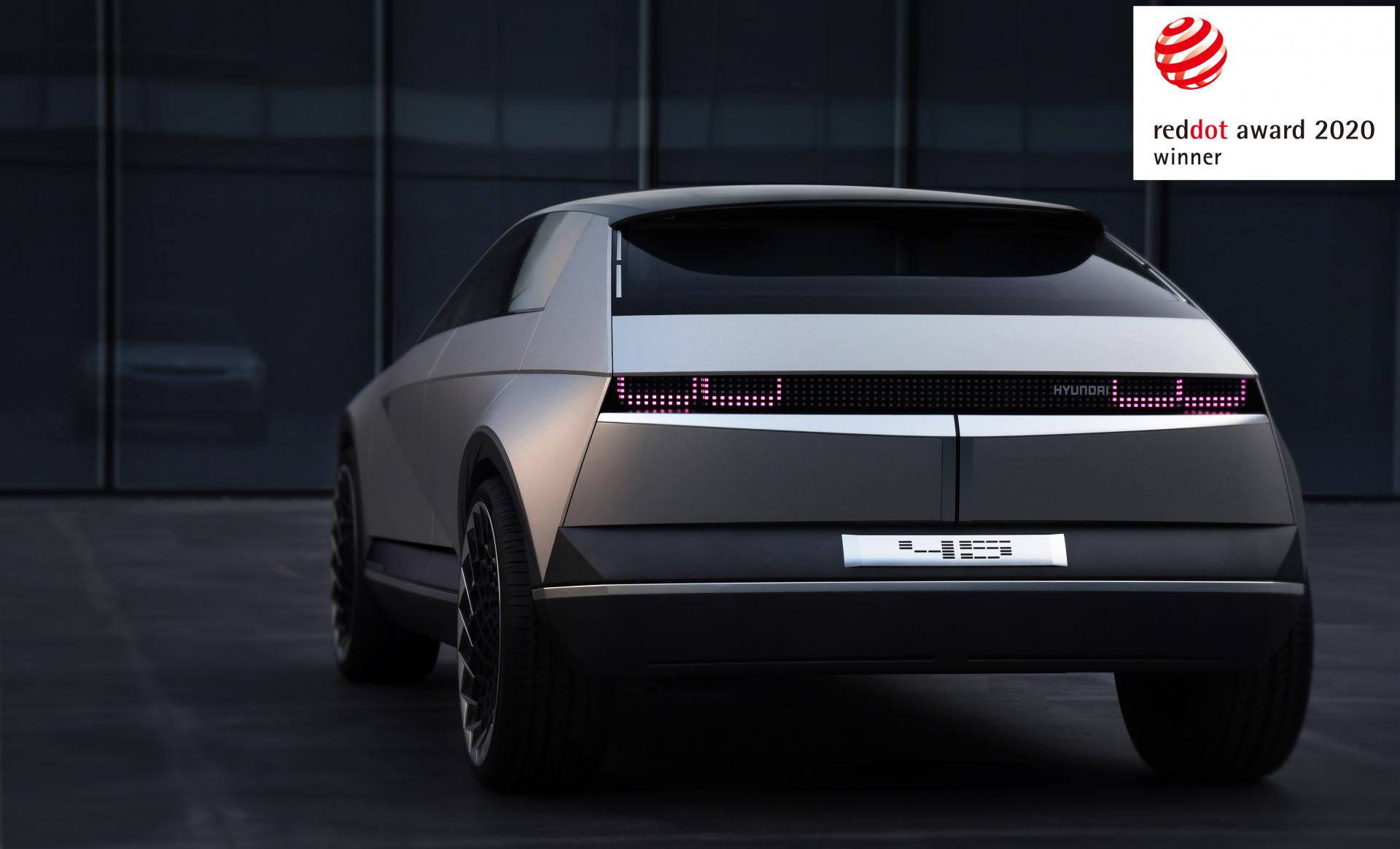 Компанія Hyundai Motor отримала три нагороди Red Dot Award 2020 за концептуальний дизайн | Авто Лідер Захід - фото 10