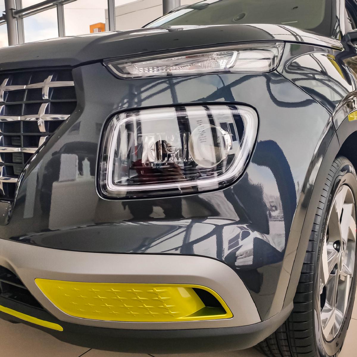 Абсолютно новий компактний міський кросовер Hyundai Venue | Хюндай Мотор Україна - фото 8