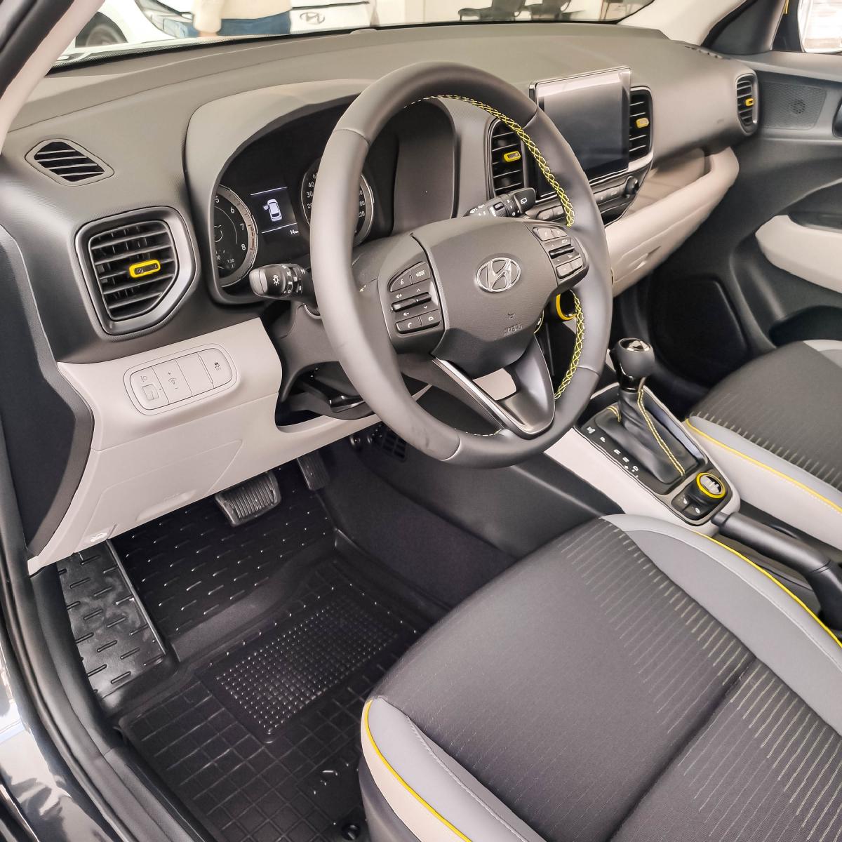 Абсолютно новий компактний міський кросовер Hyundai Venue | Хюндай Мотор Україна - фото 12