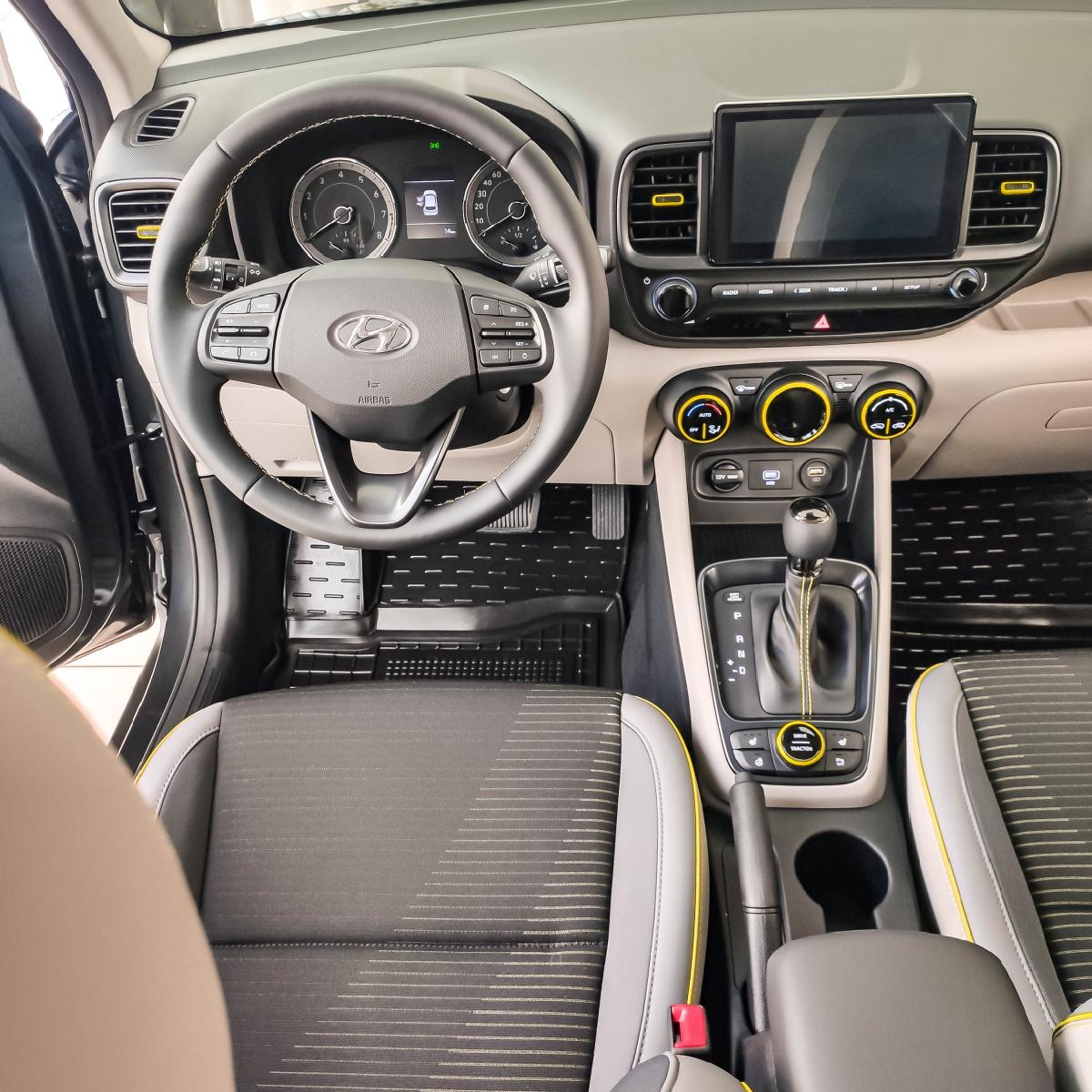Абсолютно новий компактний міський кросовер Hyundai Venue | Хюндай Мотор Україна - фото 13