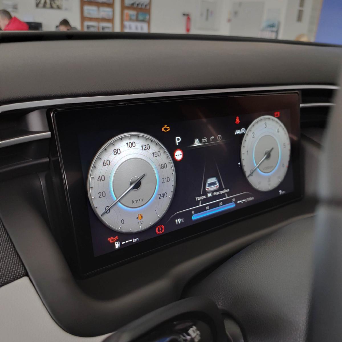Максимально заряджений абсолютно новий Tucson! | Хюндай Мотор Україна - фото 14