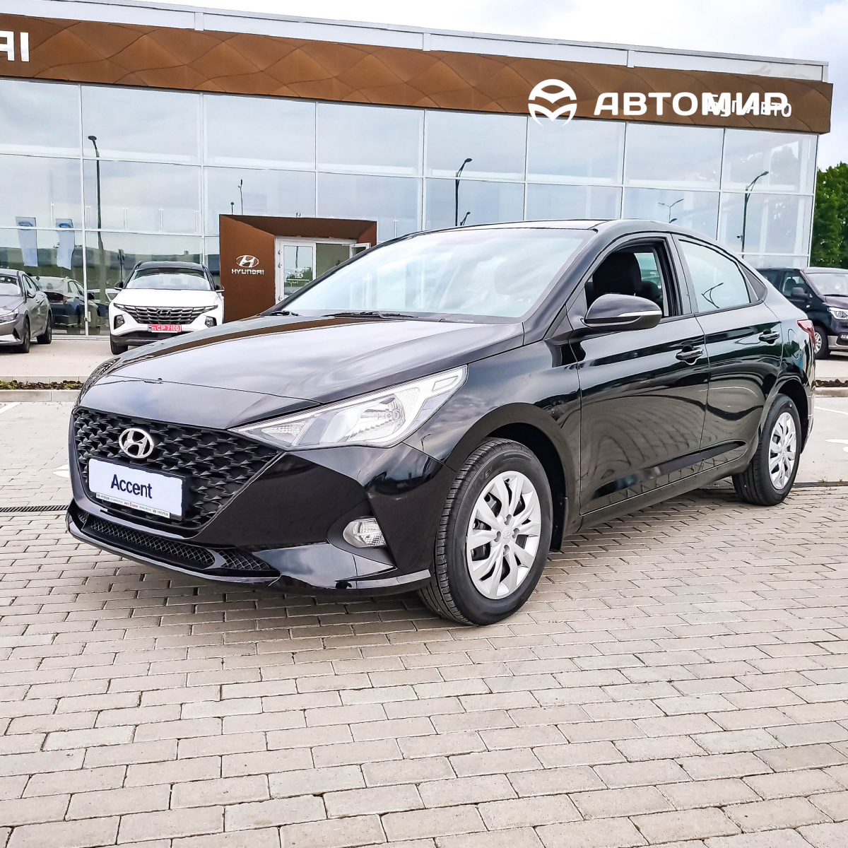 Hyundai стильний Accent вже в автосалоні! | Хюндай Мотор Україна - фото 7