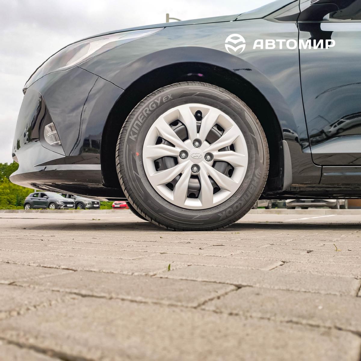 Hyundai стильний Accent вже в автосалоні! | Хюндай Мотор Україна - фото 12