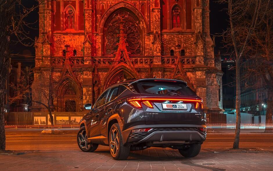 Тест-драйв Hyundai Tucson: Порушник спокою   Авто Лідер Захід - фото 27