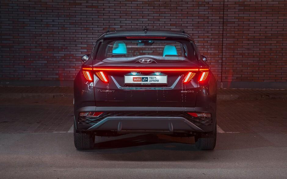 Тест-драйв Hyundai Tucson: Порушник спокою   Авто Лідер Захід - фото 25