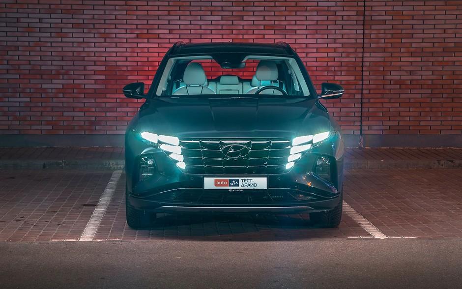 Тест-драйв Hyundai Tucson: Порушник спокою   Авто Лідер Захід - фото 24
