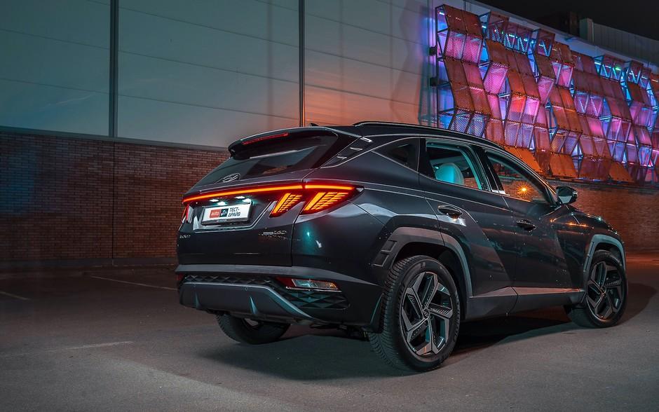 Тест-драйв Hyundai Tucson: Порушник спокою   Авто Лідер Захід - фото 23