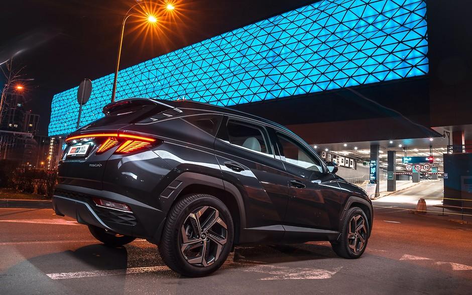 Тест-драйв Hyundai Tucson: Порушник спокою   Авто Лідер Захід - фото 21