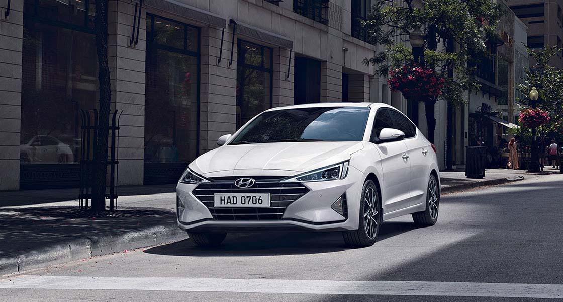 Hyundai New ELANTRA| Галерея, фото| Хюндай Мотор Україна - фото 7