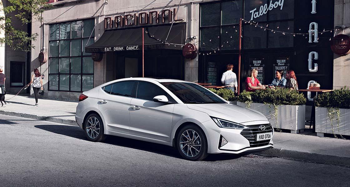 Hyundai New ELANTRA| Галерея, фото| Хюндай Мотор Україна - фото 8