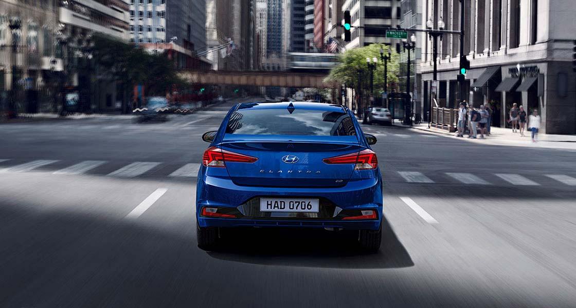 Hyundai New ELANTRA| Галерея, фото| Хюндай Мотор Україна - фото 9