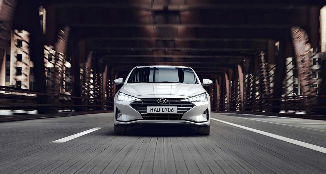 Hyundai New ELANTRA| Галерея, фото| Хюндай Мотор Україна - фото 10