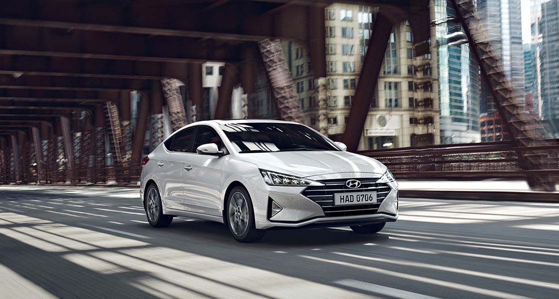 Hyundai New ELANTRA| Галерея, фото| Хюндай Мотор Україна - фото 11