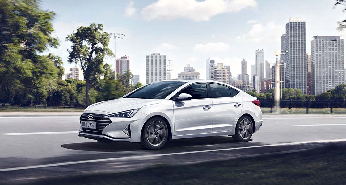 Hyundai New ELANTRA| Галерея, фото| Хюндай Мотор Україна - фото 12