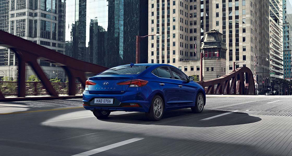 Hyundai New ELANTRA| Галерея, фото| Хюндай Мотор Україна - фото 13
