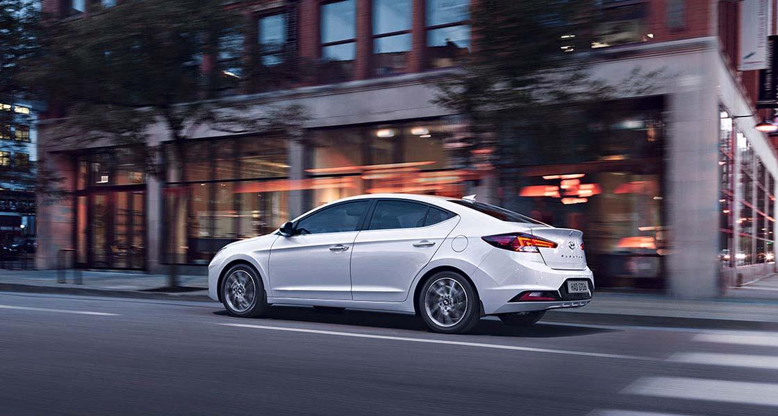 Hyundai New ELANTRA| Галерея, фото| Хюндай Мотор Україна - фото 14
