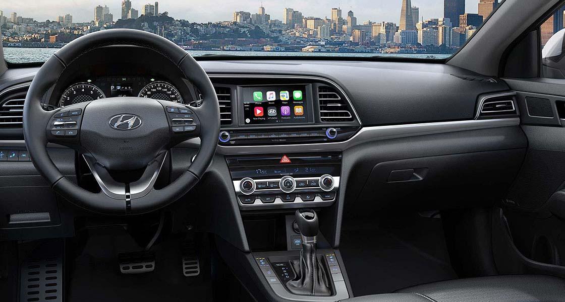 Hyundai New ELANTRA| Галерея, фото| Хюндай Мотор Україна - фото 16