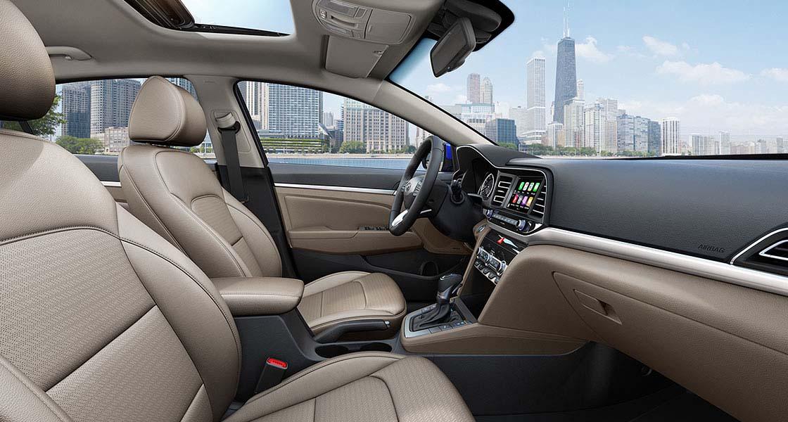 Hyundai New ELANTRA| Галерея, фото| Хюндай Мотор Україна - фото 17
