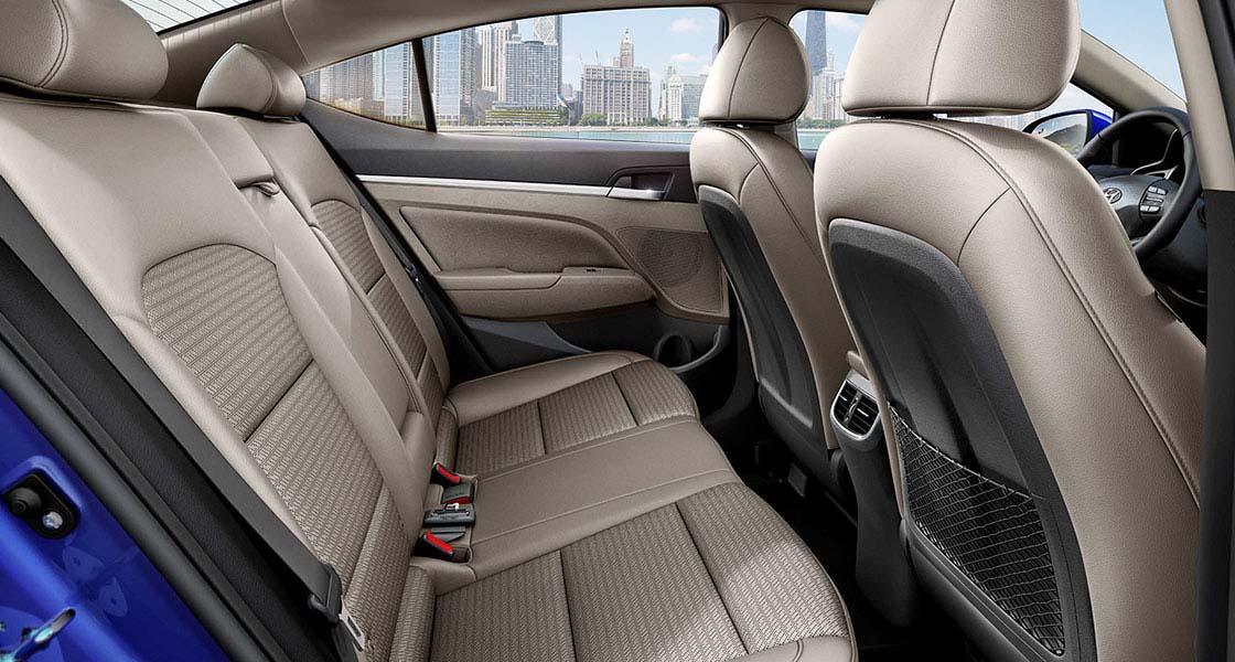 Hyundai New ELANTRA| Галерея, фото| Хюндай Мотор Україна - фото 18