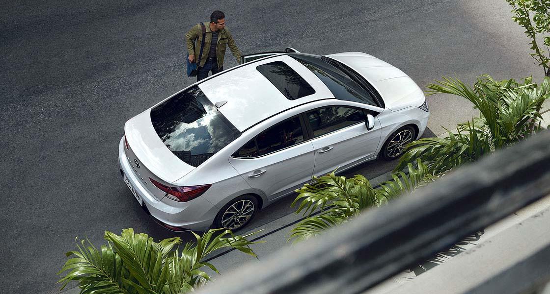 Hyundai New ELANTRA| Галерея, фото| Хюндай Мотор Україна - фото 19