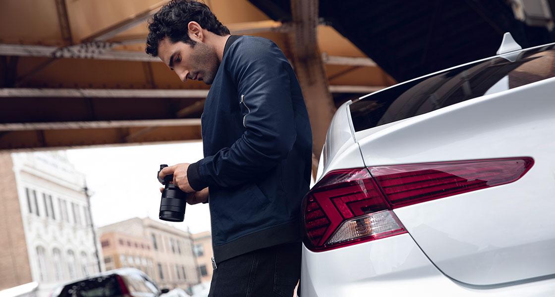 Hyundai New ELANTRA| Галерея, фото| Хюндай Мотор Україна - фото 22