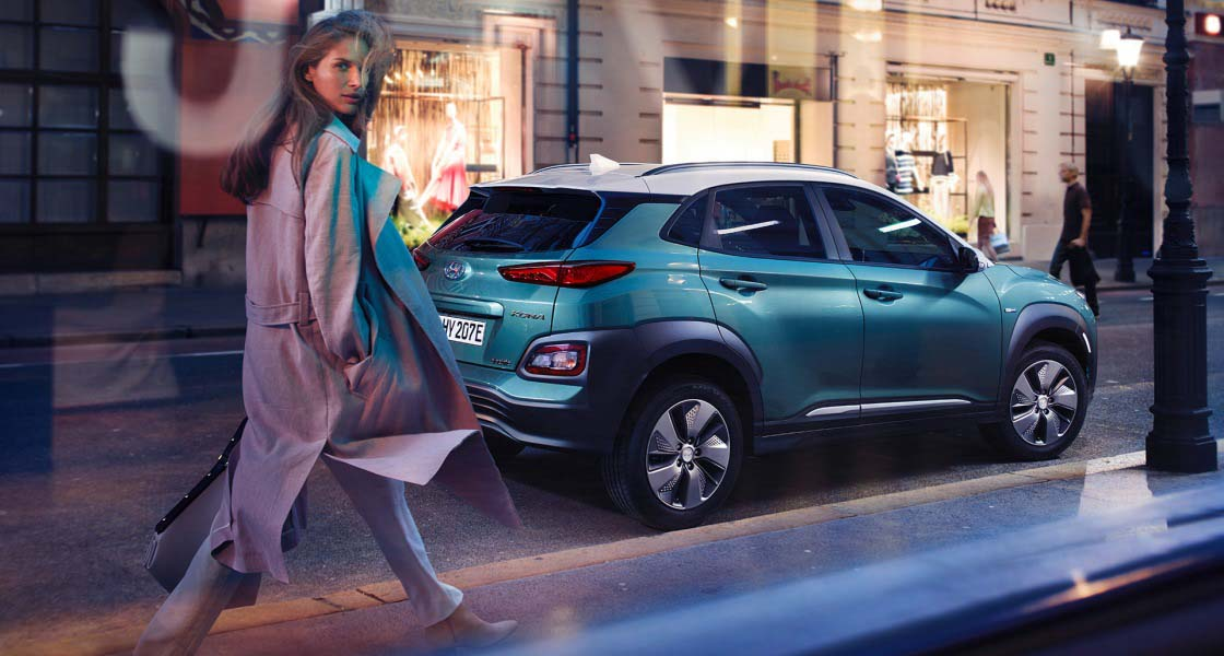 Hyundai KONA Electric| Галерея, фото| Хюндай Мотор Україна - фото 10
