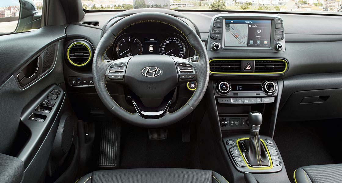 Hyundai New KONA| Галерея, фото| Хюндай Мотор Україна - фото 16