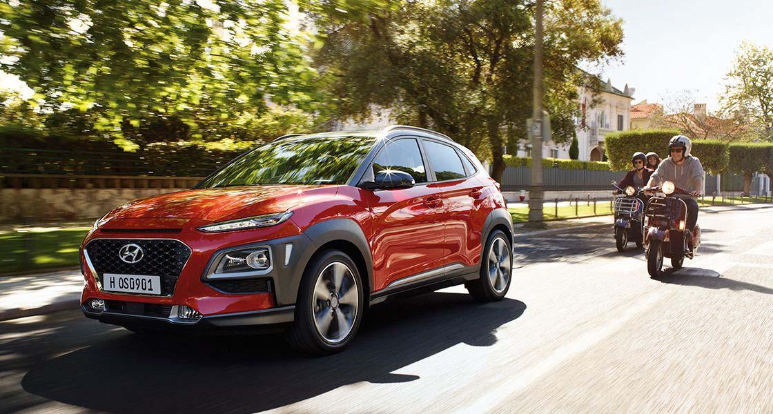 Hyundai New KONA| Галерея, фото| Хюндай Мотор Україна - фото 8