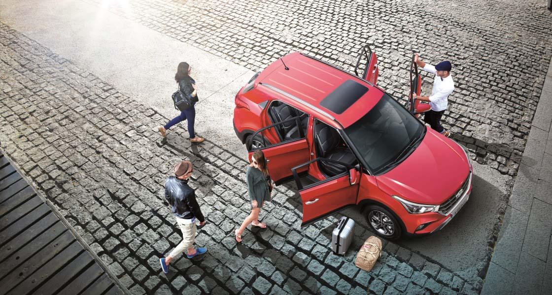 Hyundai New Creta   Галерея, фото  Хюндай Мотор Україна - фото 15