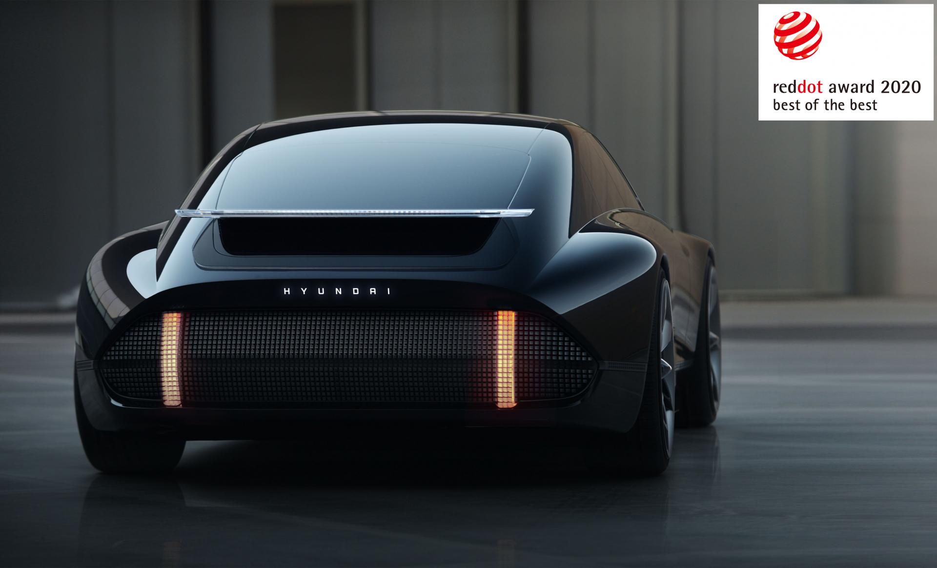 Компанія Hyundai Motor отримала три нагороди Red Dot Award 2020 за концептуальний дизайн | Авто Лідер Захід - фото 13